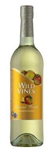 Wild Vines Chardonnay Tropical Fruits 750ml - Case of 12